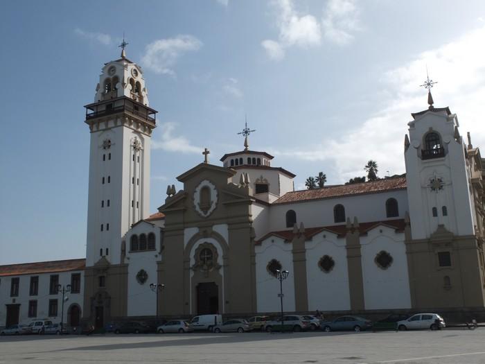 kjent historisk sted i spania