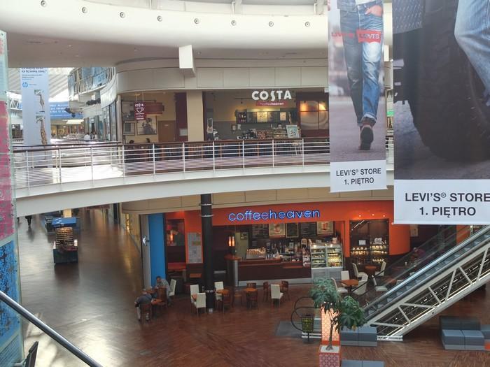 metro senter butikker