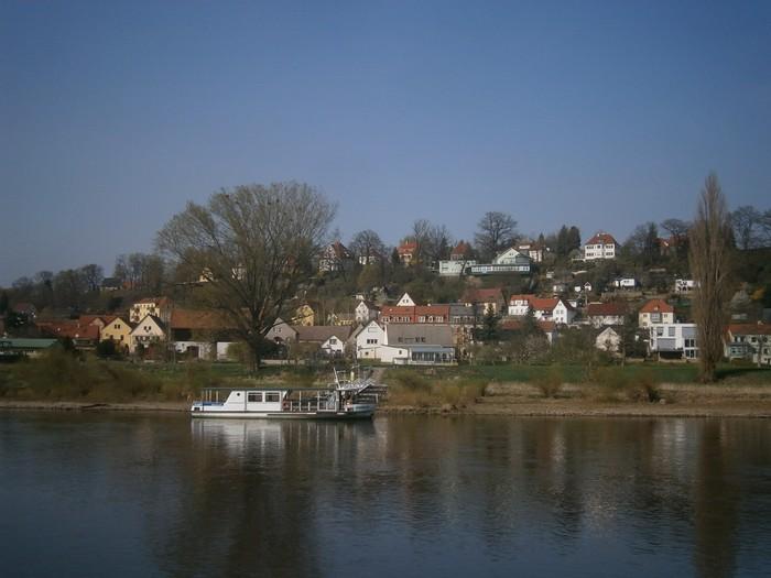 Enkelt dans Pirna